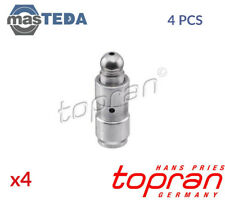 4x TOPRAN HYDRAULIC TAPPET LIFTER 108 855 G NEW OE REPLACEMENT