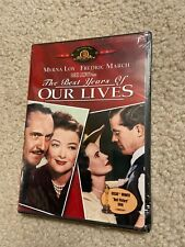 New! The Best Years of Our Lives (Dvd) Myrna Loy, Fredric March, Dana Andrews