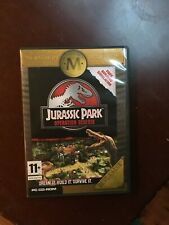 Jurassic Park: Operation Genesis PC Video Game Released in 2003.