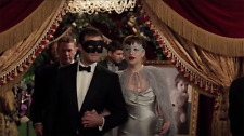 NEW Fifty Shades Darker Couple's Masquerade Mask Set His Hers 50 Shades of Grey