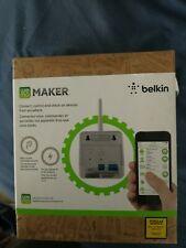 Belkin WeMo Maker Brand New