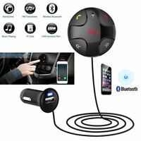 Wireless MMC MP3 Player USB Car Charger FM Radio Transmitter for iPhone 7 8 X+