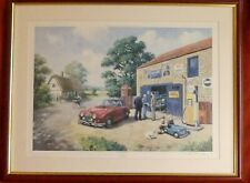 Limited Edition Print 'Best Endeavour' by Kevin Walsh Signed & Framed