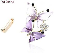 40% off-Fashion Creative Clip on Pin Scarf Ring & Brooch !