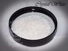 Crystal white Pearl Powder Pigment paint plastidip nail art mica  25g
