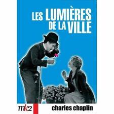 DVD *** LES LUMIERES DE LA VILLE *** avec Charles Chaplin ( neuf sous blister )