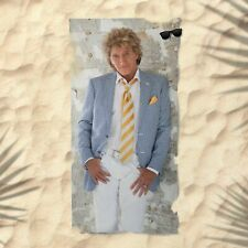 Rod Stewart Beach Towel NEW Summer Young Turks