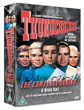 Thunderbirds Box Set 9 discs  Peter Dyneley, Shane Rimmer DVD 1965 NEW