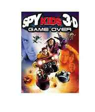 Spy Kids 3-D Game Over Two-Disc Collector's Series DVD