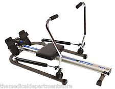 DiscStamina 1201 ORBITAL ROWER Rowing Machine cardio exercise 35-1201 - NEW 2017