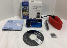 Olympus Tough Stylus TG-830 16 MP Shock Water Proof Digital Camera Bundle Tested