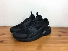 "Nike Air Huarache Run Ultra ""TRIPLE NEGRO"" TAMAÑO Uk8/EU42.5"