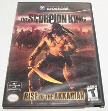 Scorpion King: Rise of the Akkadian  (Nintendo GameCube, 2002)