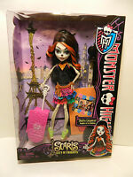 Monster High Scaris Skelita Calaveras City of Frights New Relase HTF  New in Box