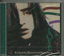 EDYTA BARTOSIEWICZ - LOVE TOP RARE POLISH OOP CD IZABELIN STUDIO