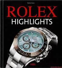 Fachbuch Rolex Uhren Highlights 1A Fotos NEU Datejust Milgauss Daytona Explorer
