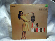1962 ANN-MARGRET ON THE WAY UP rca victor label LSP-2453 Stereo 1s LP
