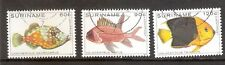 Suriname Zbl Nr  177/179   Gebruikt