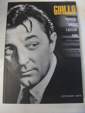 GIALLO POLIZIESCO, THRILLER E DETECTIVE STORY ED.LEONARDO 1999