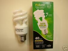 10-Halco ProLume FULL SPECTRUM 11W Long Life(5000K) Compact Fluorescent Bulbs