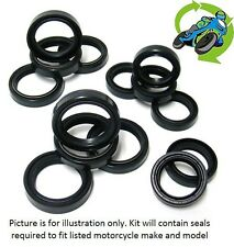 New KTM 50 SX Pro Junior 2001 (50 CC) - Hi-Quality Fork Seal Set Oil Seals