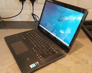 Sony Vaio Laptop SVF142C29M core i5,TOUCHSCREEN,  250 EVO SSD, 500GB HD 6gb ram