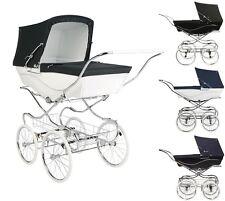 Silver Cross Kensington Luxury Pram Stroller Brand New - Various Colors