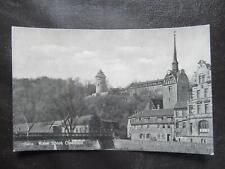 AK Gera Ruine Schloß Osterstein um 1962 ungelaufen