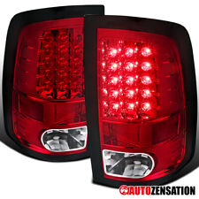 Dodge Ram 09-18 Ram 2500/3500 1500 10-18 Rojo LED De Luces De Freno De Cola