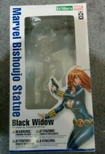 Box Only Marvel Kotobukiya Black Widow Bishoujo PVC Statue Figure