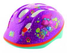 Trolls Kids Safety Bike Cycling Helmet Girls for Biking Scooter Skating 48-54cm