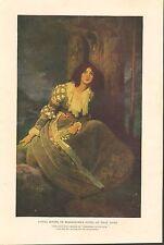 1907 LORNA DOONE by Sigismond De Ivanowski