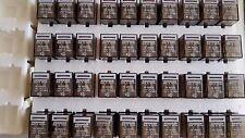 SCHRACK RELAY RA610024 3 form-C 5A 240V cos(0..1) coil 24V - RARE + socket