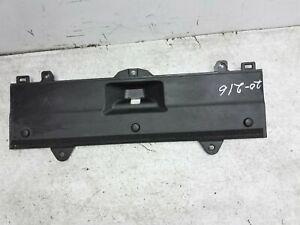 05 06 07 08 09 10 11 12 13 14 15 Nissan Xterra Cargo Floor Cover Lid 84980-Ea000