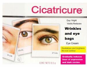 CICATRICURE: Eye Contour Cream Day - Night // Crema para ojos dia y noche