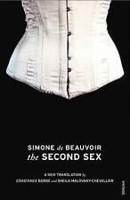 The Second Sex by Simone de Beauvoir (Paperback, 2010)