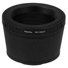 Fotodiox Adattatore obiettivo T-mount (T/t-2) Lente per Nikon 1 Camera Body