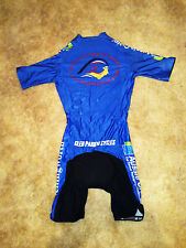 Pacific Games Blue Track Cycling Skin Suit (Winning team of 2006)