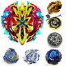Beyblade Burst Fusion Masters + Professional Black Power String Launcher RARE!!!