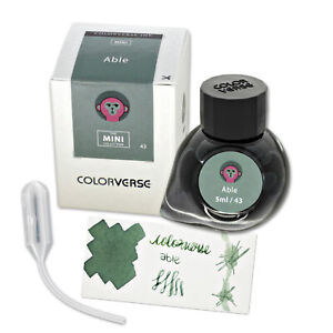 Colorverse Trailblazer In Space Mini Bottled Ink Able - 5mL NEW in Box
