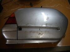 Honda Silver R Saddlebag Body w/ Lid & Light Assy 02-03 GL1800 81211-MCA-000ZF
