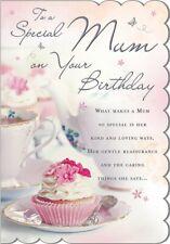 """Regal Publishing (C80555) - Birthday Card Mum (9"""" x 6"""")"""