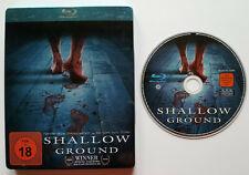 ⭐⭐  Steelbook  ⭐⭐  Blu Ray  ⭐⭐ Shallow Ground ⭐⭐ fürchte deine Vergangenheit ⭐⭐