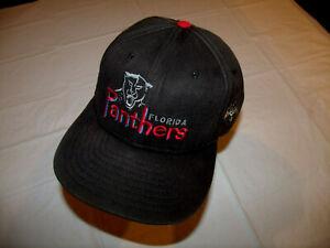 Florida Panthers NHL Gray Hat Vintage New Era USA Men's Snapback