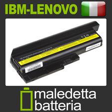 Batteria 10.8-11.1V 7800mAh per Ibm-Lenovo ThinkPad T43P-2668