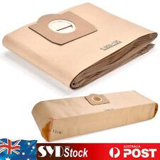 6x Paper Vacuum Bags for Karcher 6.959-130.0 WD 3 MV 3 Premium A2504 A2201