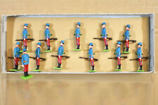 LITTLE WARS 350 WWI FRENCH CAVALRY 19th CHASSEURS A'CHEVAL at ATTENTION 1914 nj