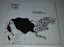 THE CONCRETES, YOU CAN'T HURRY LOVE, 3 Track Promo Enhanced CD Single In VGC