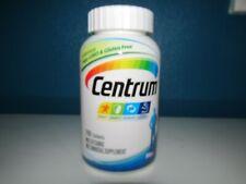 Centrum Men Vitamin D B6 12 A K Multi 200 Tab Biotin Niacin Iron Supplement 4/20
