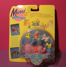 Polly Pocket Mini NEU ♥ Mimi & the Goo Goos ♥ Bath Fun Pup ♥ NEW ♥OVP